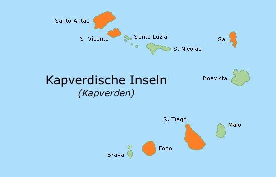 Kapverden Highlights Wander-Reise