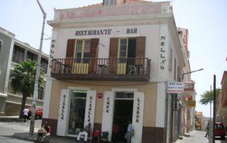 Kolonialhaus in Mindelo, Insel Sao Vicente