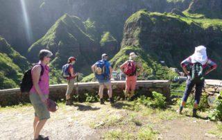 Frauenwandern auf den Kapverden