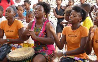 Batuco Musik-Kultur Kapverden Santiago