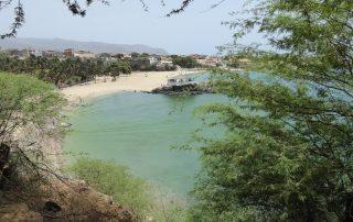 Bucht von Tarrafal auf Santiago