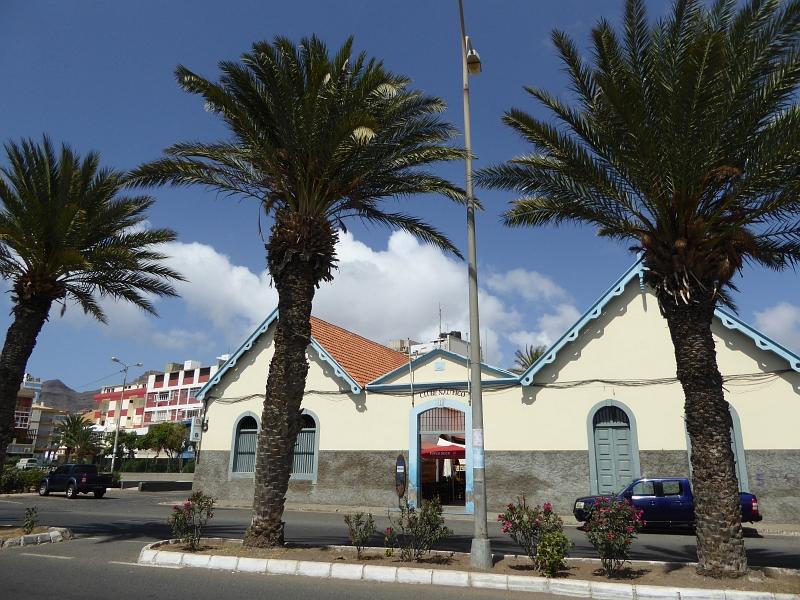 Club Nautico in Mindelo