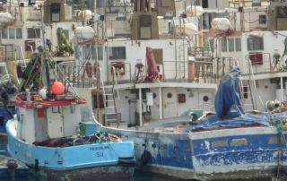 Fischereihafen von Mindelo