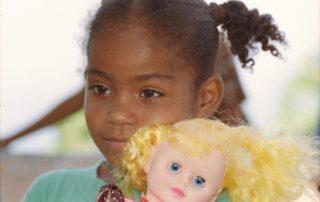 Kreolen-Mädchen Kapverdische Inseln