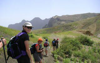 Kapverden Trekkingreise mit VIP Tours Cabo Verde