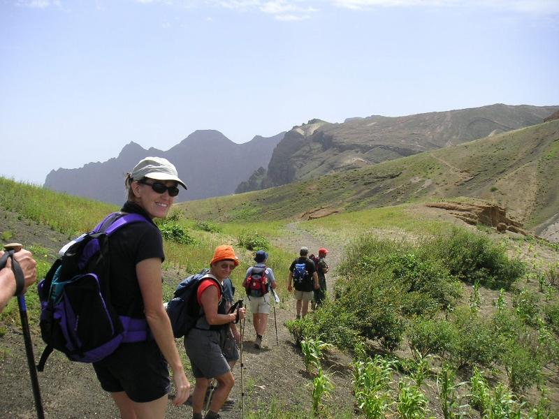 Kap Verde Trekking-Reise Funaná