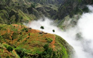 Landschaftliche Highlights beim Wandern auf Santo Antao, Capverden