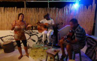 Musikabend auf Santo Antao, Capverdische Inseln
