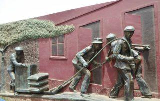 Kultur und Geschichte auf Sao Vicente