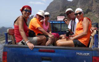 Kapverden Trekking in Kleingruppen mit VIP Tours Cabo Verde
