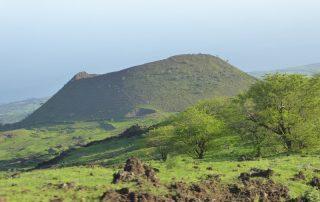 Vulkanlandschaft auf Fogo, Kapverdische Inseln