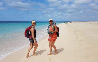 Frauenreise Kap Verde - Strandwandern Kapverdische Inseln
