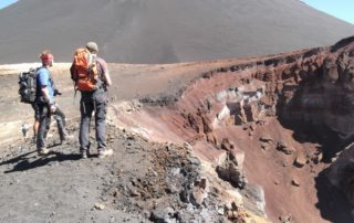 Pico de Fogo mit VIP Tours Cabo Verde