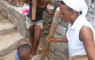 Tradition auf Santo Antão, Cabo Verde
