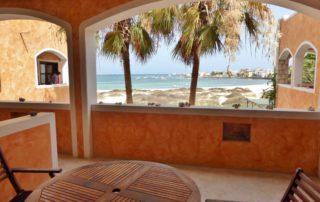 Unterkunft auf Boa Vista, Kapverdische Inseln