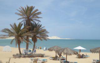 Strand von Boavista Cap Verde