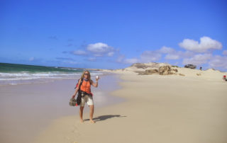 Strand von Boa Vista, Kapverdische Inseln