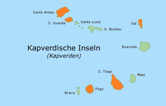Kapverden Highlights Wander-Reise