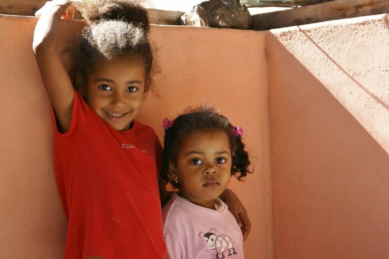 Kinder auf Santo Antao, Kap Verde