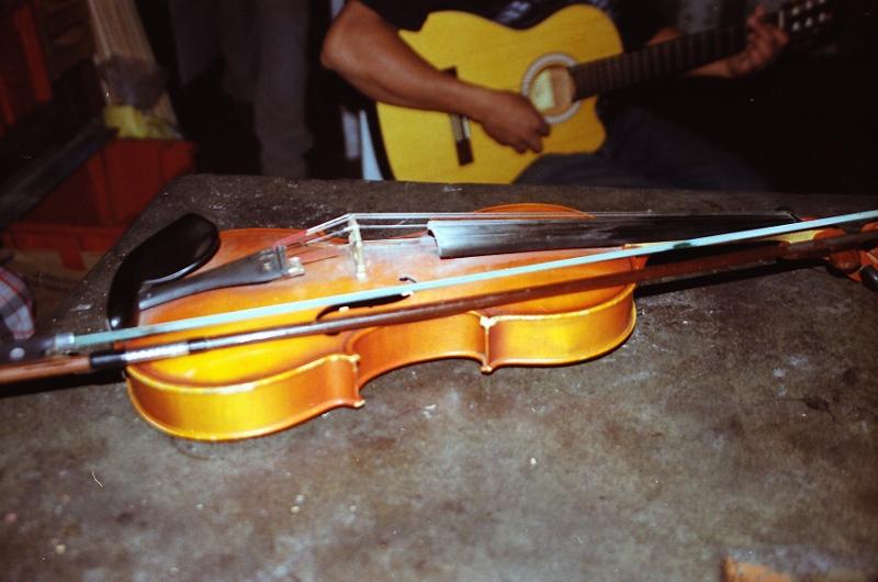 Vielseitige Musik auf den Capverden