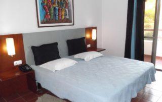 Rundreisen mit VIP Tours Cabo Verde, Hotelzimmer