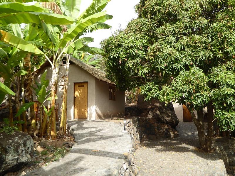 Santo Antao, Idyllische Unterkunft im Tal von Paul