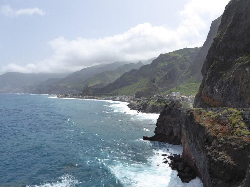 Ostküste von Santo Antao, Cabo Verde