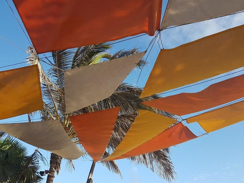 Insel Sal, Kapverden - Sonne, Palmen, Strandbar