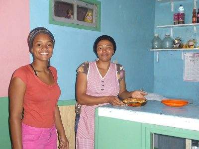 Gastfreudschaft auf Santo Antao, Kapverden