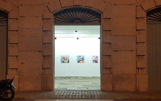 Ausstellung Kiki Lima in Mindelo