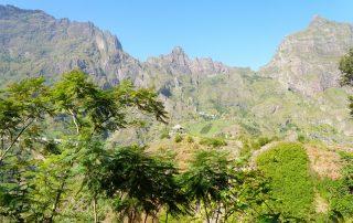 Im Tal von Paul auf Santo Antao