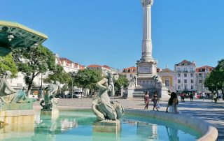 Stop-Over in Lissabon
