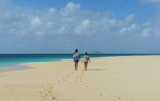 Strandwandern Insel Sal