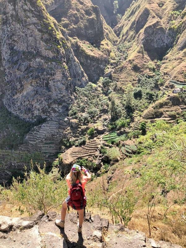Wanderung auf Santo Anto